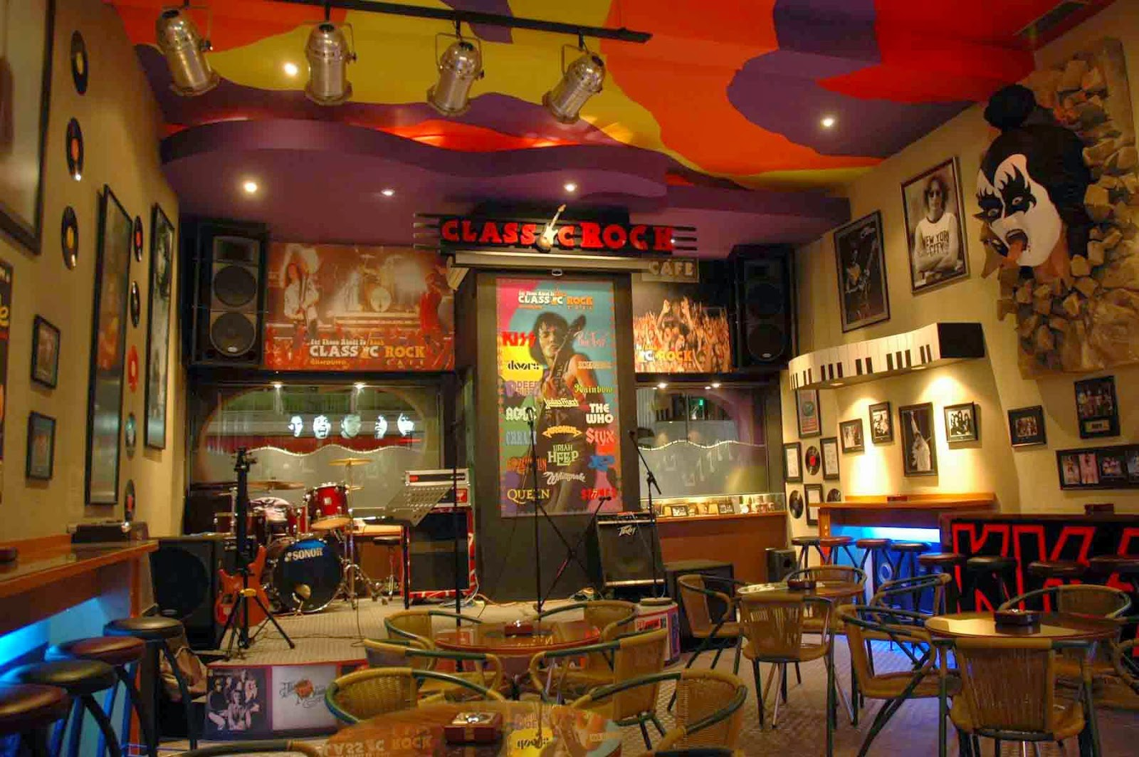 sofa studio musik bandung blair leather set inilah daftar cafe live di gudang