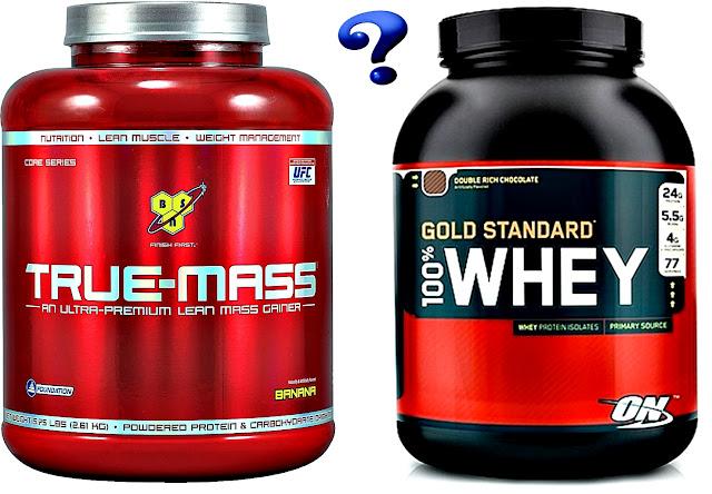 Tanto los Mass gainers como las Whey protein sin carbohidratos pueden aumentar tu masa muscular