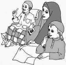 Mencintai Anak (Kisah Mulia Dua Orang Anak)