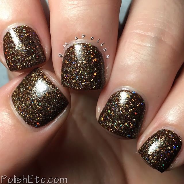 KBShimmer - Fall 2017 Blogger Collaboration Collection - McPolish - Espresso Yourself