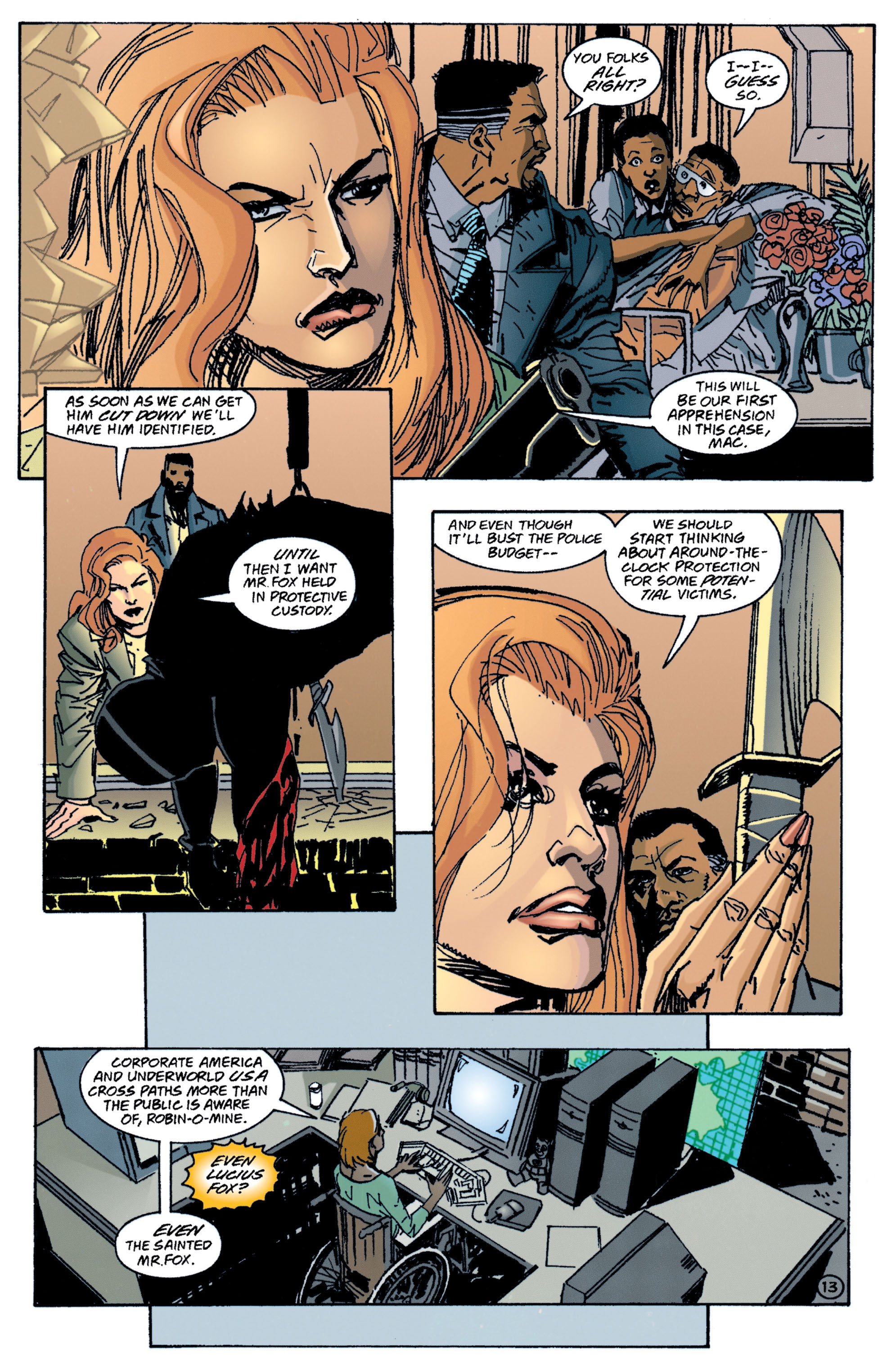 Detective Comics (1937) 709 Page 12