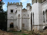 Коссово (Меречевщина). Дворец Пусловских