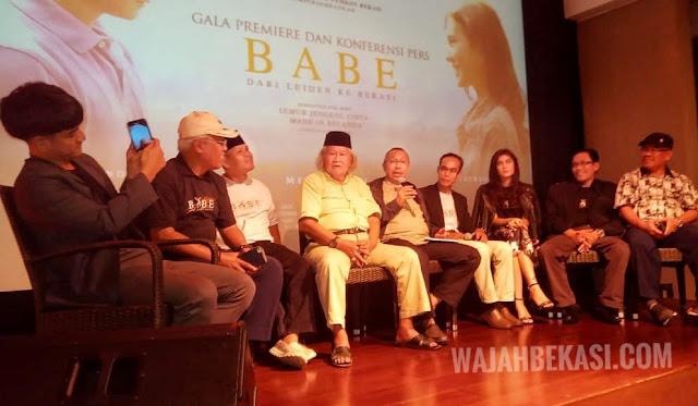 Mahfudz Ajak Warga Dan Pelajar Nonton Film BABE