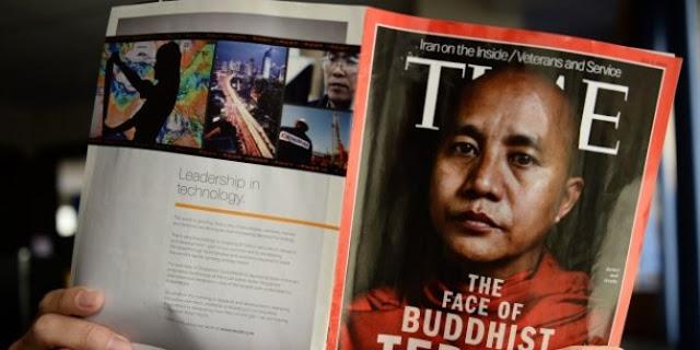 Sederet Fakta Wirathu, Biksu Teroris Myanmar Anti-muslim Rohingya