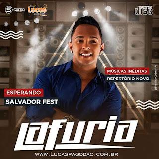 LA FURIA - CD ESPERANDO SALVADOR FEST - 2018 - [ PRA PAREDÃO ]
