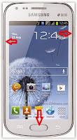 Hard Reset SAMSUNG Galaxy S Duos S7562