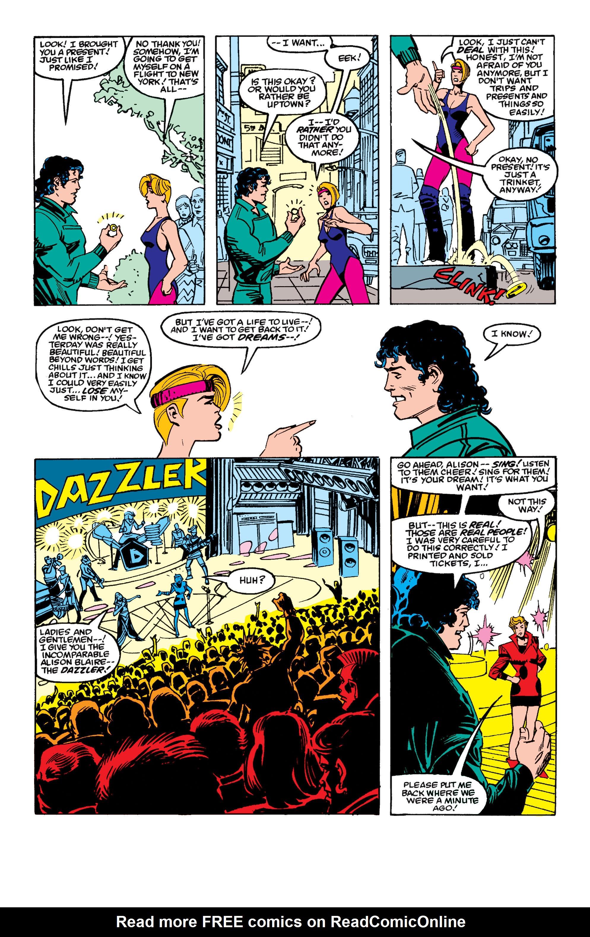 Read online Secret Wars II comic -  Issue #4 - 19