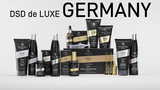 DSD de LUXE in GERMANY! (+deutsch)