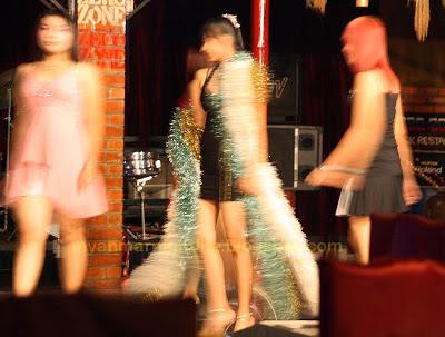 show entertainment at yangon