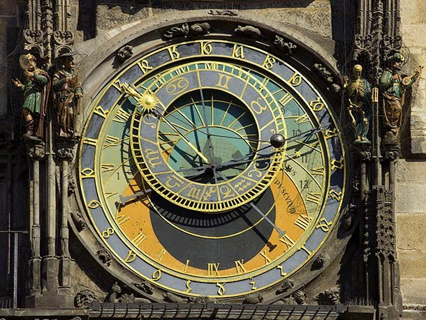Jam mekanis