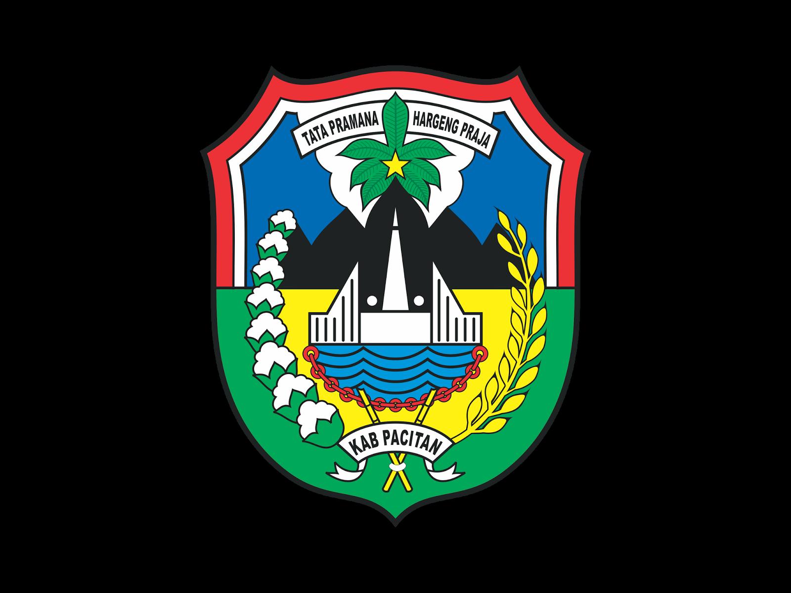 Logo Kabupaten Pacitan Format Cdr Png Hd Biologizone