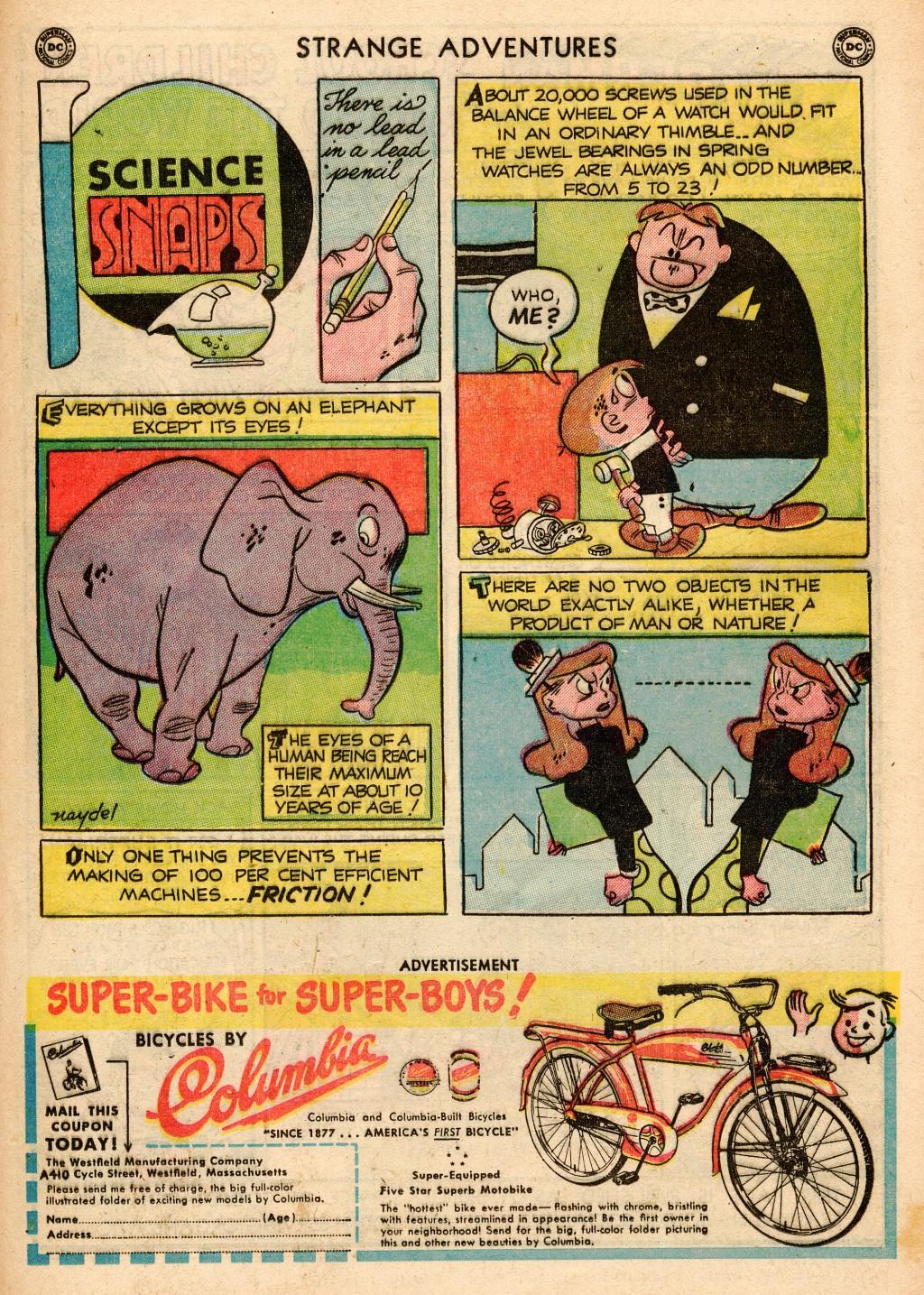 Strange Adventures (1950) issue 2 - Page 37