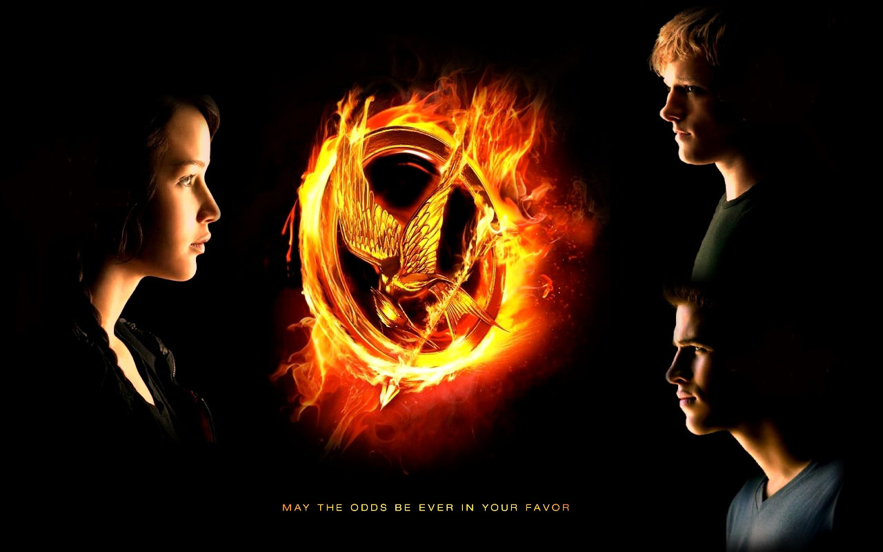 """Free Download """"The Hunger Games"""" WallPapers, Posters, and ..."""