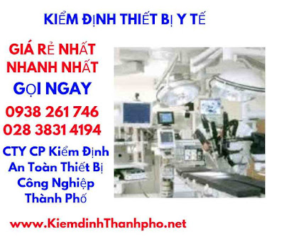Kiem Dinh Thiet Bi Y Te