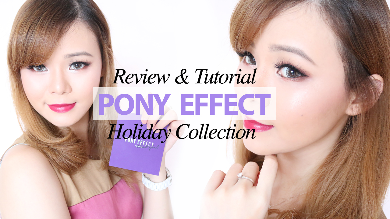 pony effect, pony, pony makeup, pony effect makeup, pony makeup tutorial, pony effect makeup tutorial, makeup, beauty, makeup tutorial, makeup tutorial pemula, pony effect that girl
