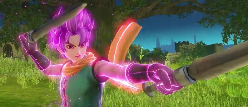 Dragon Quest Heroes II comparte su tráiler de lanzamiento, ya disponible