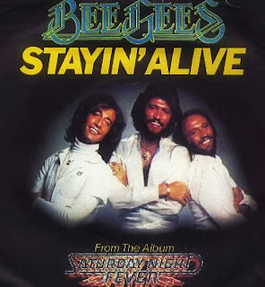 """Bee Gees - """"Stayin' Alive"""" (1977)"""