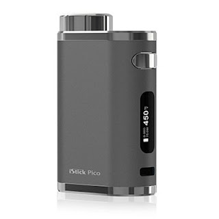 TCR mode of iStick Pico