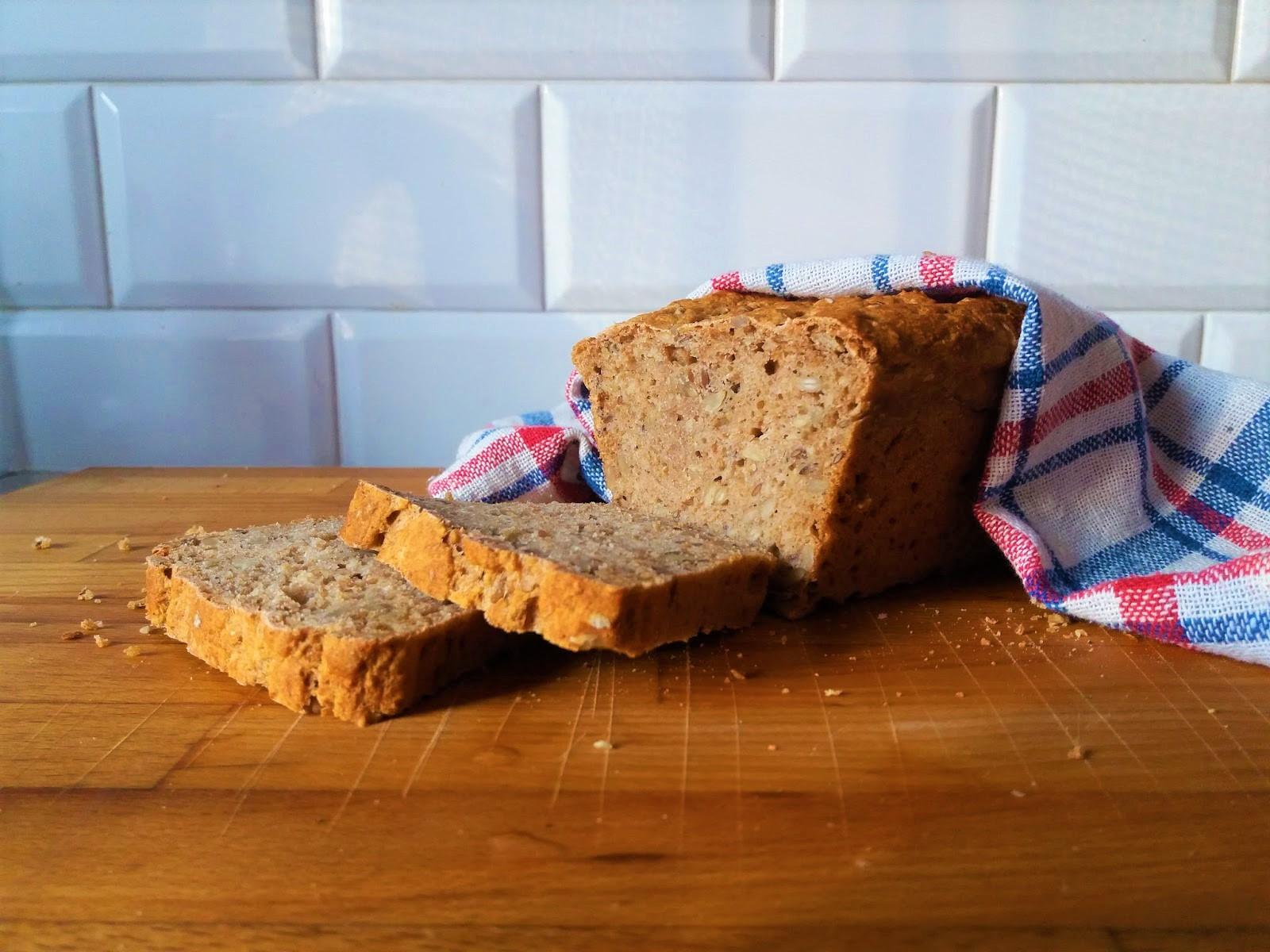 Prosty przepis na chleb!