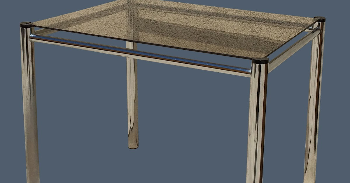 Uhuru Furniture Collectibles Glass Side Table 25 15 Sold
