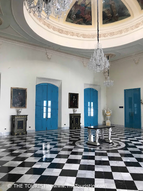 Palacio del Segundo Cabo Vieja Cuba havana the touristin cupola