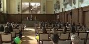 Bemutatták a Szent-Györgyi Albert életéről és munkásságáról szóló filmet az egyetemen