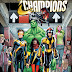 Champions – Change The World | Comics