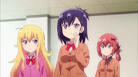 Gabriel DropOut Episode 2 Subtitle Indonesia