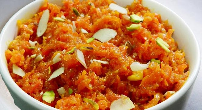 Halwa | Carrot Halwa Recipe