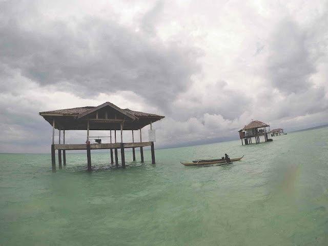 Cottages at Manjuyod Sandbar