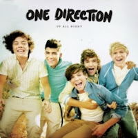 Cover Album One Direction Up All Night
