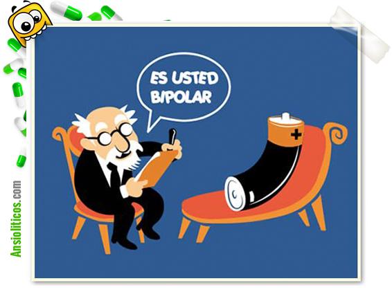 Chiste de Psicólogo Es usted Bipolar