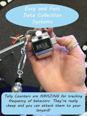 EASY and FAST data collection systems for special education