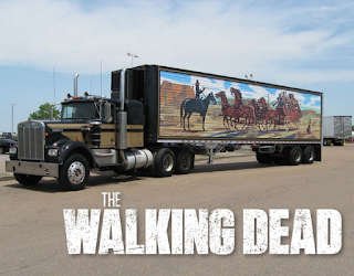 Smokey And The Bandit Truck Trailer Semi TWD