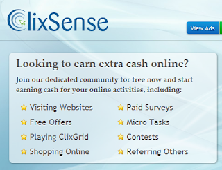 ClixSense - Get Paid to Click, Take Surveys, Complete Tasks and Offers
