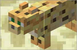 Minecraft Ocelot Figures