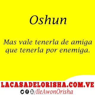 Resultado de imagen para oshun