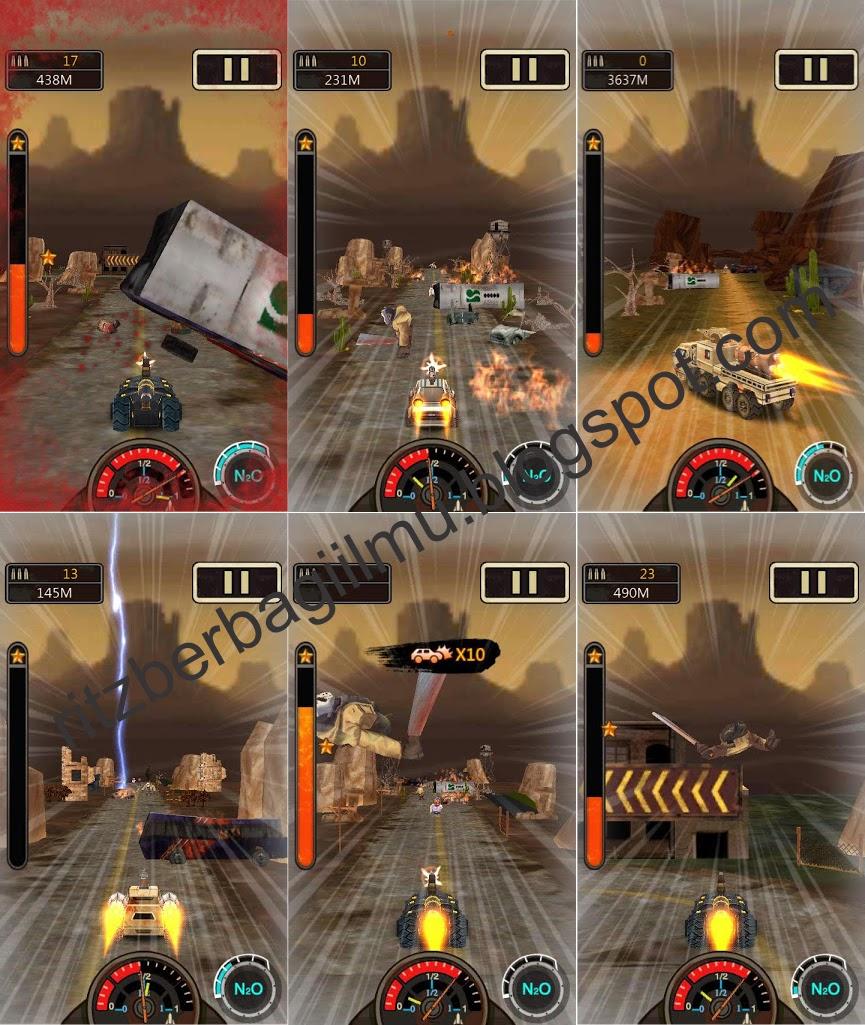 Zombie Racing 3D V1.1 Apk Download