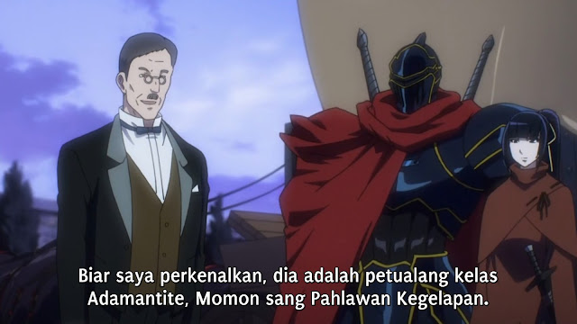 Overlord Season 3 Episode 06 Subtitle Indonesia