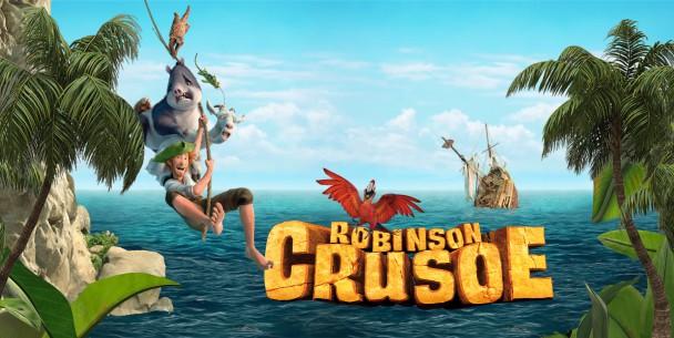 As Aventuras de Robinson Crusoé - THE MEGA™
