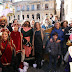 Primera parada de los Reyes Magos en Toledo