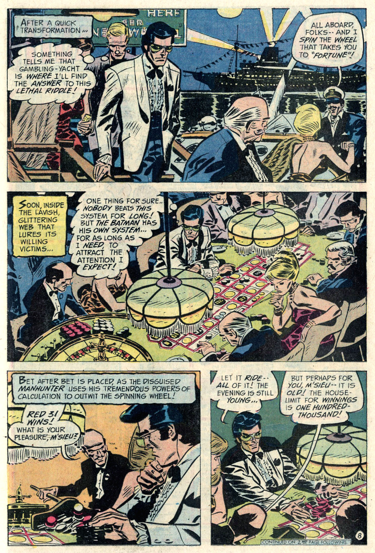 Detective Comics (1937) 426 Page 10