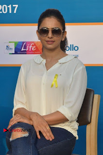 Actress Rakul Preet Singh at Endometriosis Awareness Walk at Apollo Cradle  0073.jpg