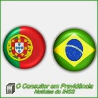 O acordo previdenciário entre o Brasil e Portugal.