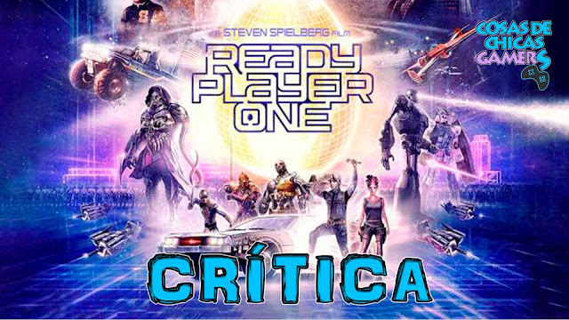 Crítica Ready Player One
