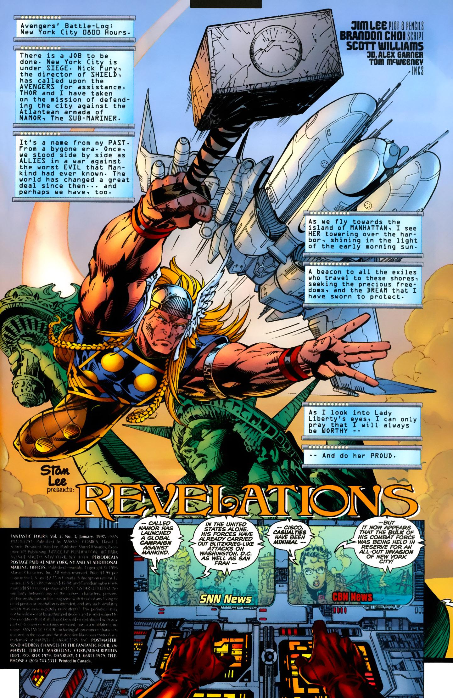 Fantastic Four (1996) 3 Page 2