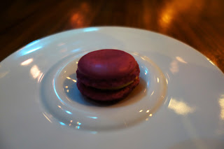 Passion Fruit Macaroon
