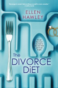 The Divorce Diet by Ellen Hawley - book tour