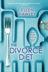 The Divorce Diet by Ellen Hawley - book tour