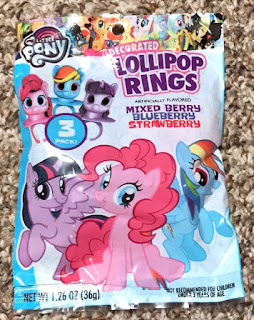MLP Lollipop Rings at TRU